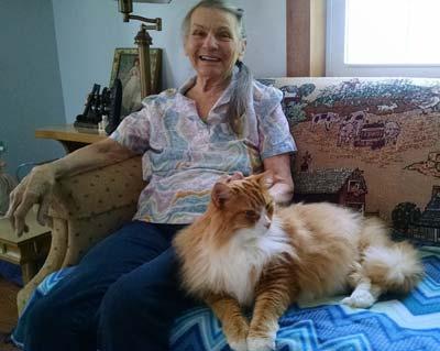 老年人与他们的宠物:特殊情感牵绊的形成