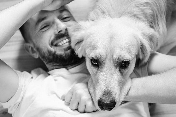狗狗为什么这么喜欢和我们一起睡觉